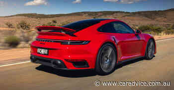 2021 Porsche 911 Turbo review
