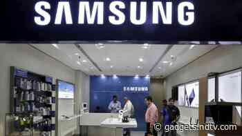 Samsung Says Q1 Profit Likely Rose 44 Percent Due to Sales Surge in Smartphone and TVs, Matching Expectations