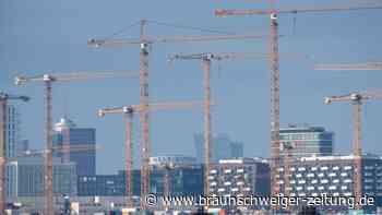 Statistisches Bundesamt: Mehr Baugenehmigungen im Januar