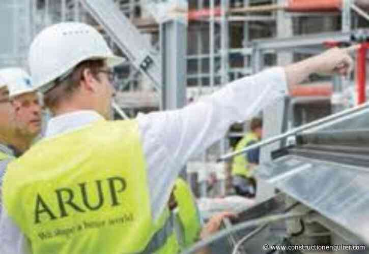 Arup staff have bank details hacked by cyber criminals