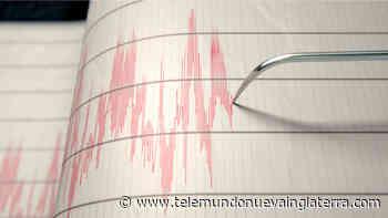 Temblor de magnitud 3.1 sacude área cerca de Anza - Telemundo Nueva Inglaterra