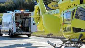 Coronavirus : deux malades parisiens transférés par hélicoptère à Saintes - France Bleu
