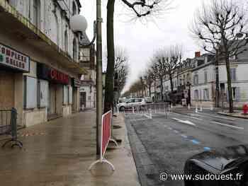 Saintes : fin de la tolérance pour la zone bleue avenue Gambetta - Sud Ouest