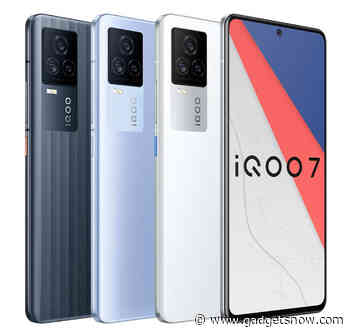 iQoo 7 series to launch in India this month, confirms company