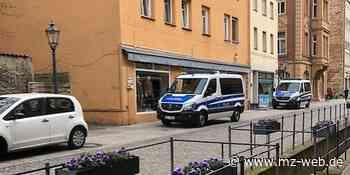 Razzia in Coswig und Wittenberg: Festnahmen im Drogenmilieu, Waffen sichergestellt - Mitteldeutsche Zeitung