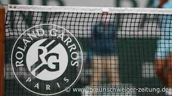 Tennis-Grand-Slam-Turnier: French Open wegen Corona-Krise eine Woche später