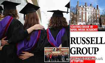 Shocking school sex abuse scandal? Read what goes on at universities