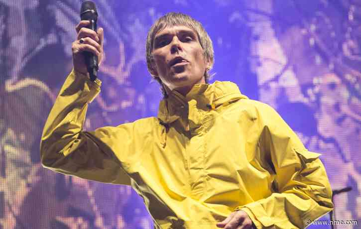 Ian Brown debuts cover of reggae legend Johnny Osbourne's 'Truths & Rights'