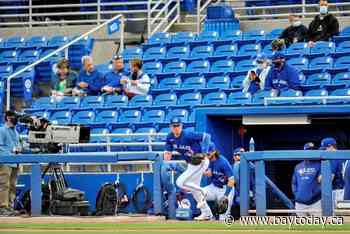 Toronto Blue Jays ready to kick off home schedule in Dunedin, Fla.