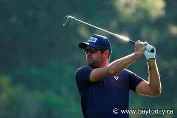 Corey Conners, Mackenzie Hughes, Mike Weir set to represent Canada at Masters