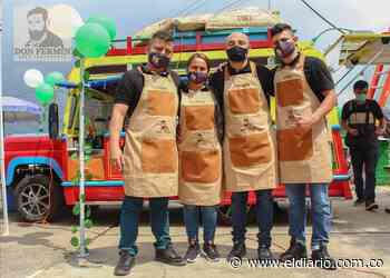 El café en Santa Rosa de Cabal no tiene idioma - El Diario de Otún