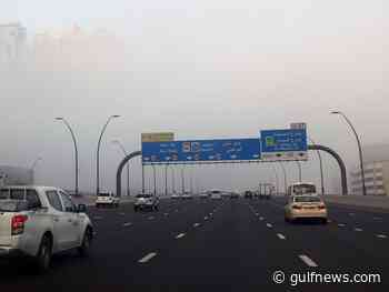 UAE weather: Monster fog in Dubai, Abu Dhabi, Sharjah and other emirates, NCM issues red alert ,warns of reduced visibility on roads - Gulf News