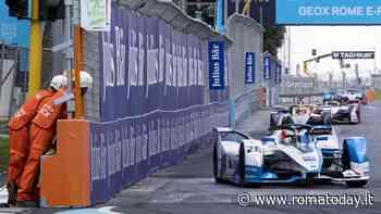 Formula E: chiude lo svincolo Pontina del Raccordo Anulare per allestire il circuito dell'E-Prix