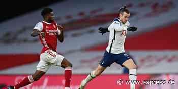 Gareth Bale von Tottenham Hotspur glaubt an Aliens - EXPRESS
