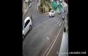 Repercussão: Mulher que pulou de carro em Videira sofreu sequestro, aponta denúncia - Caçador Online