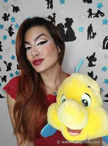 Influencer do Guara faz posts inspirando mulheres a se sentirem como princesas - Eldo Gomes