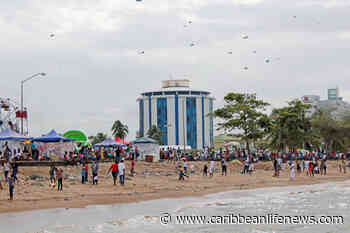 COVID-19 restrictions hamper kite flying tradition in Guyana - Caribbean Life