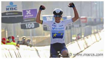 Van Vleuten regala al Movistar su primera victoria en el Tour de Flandes - MARCA.com