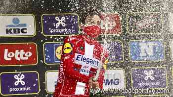 """Asgreen: """"Ganar el Tour de Flandes es algo increíble"""" - Mundo Deportivo"""