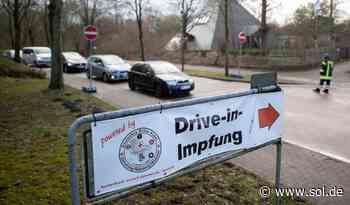 Überlegungen zu Drive-in-Impfungen im Saarland - sol.de