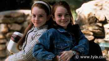 Lindsay Lohan's Entire Family Starred In The Parent Trap And No One Noticed - Tyla