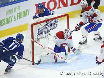 About Last Night: Maple Leafs win battle of the backups 3-2 over Habs