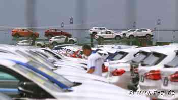 Nach Corona-Einbruch: Chinas Automarkt wächst um fast 70 Prozent