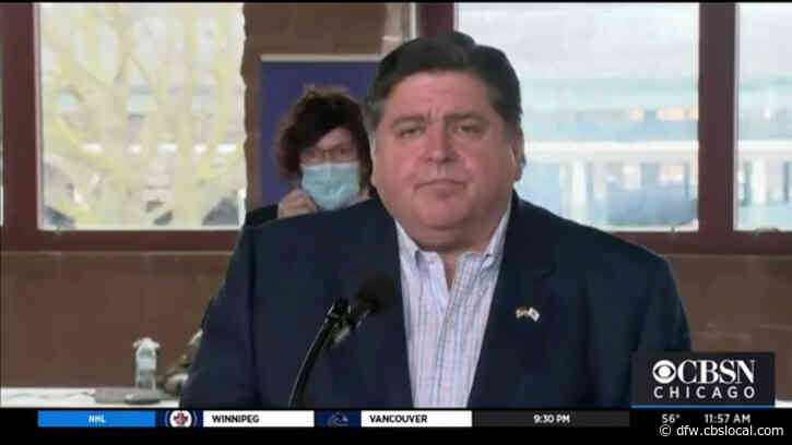 'Wondering If This Was A Lost Year For Many Children': Illinois Gov. JB Pritzker On The Coronavirus Pandemic