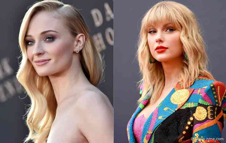 """Taylor Swift hails 'Game of Thrones' star Sophie Turner as """"Queen of the North"""""""