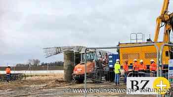 Strommast-Unfall auf Tennet-Baustelle: Ermittlungen laufen