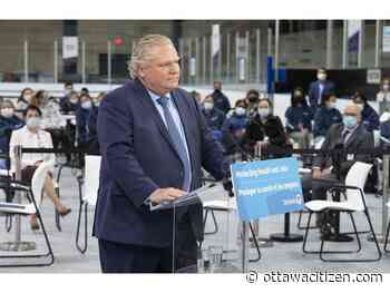 Adam: Ford shouldn't have waited to declare stay-at-home order