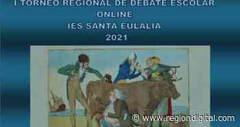 Setenta alumnos participan en torneo debate escolar regional del IES Santa Eulalia Mérida - Región Digital