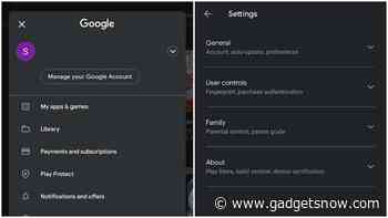 Google starts rolling out revamped version of Play Store