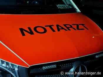 Bernburg: 18-Jähriger bei Unfall schwer verletzt - H@llAnzeiger