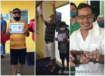 Hospital de Santana do Ipanema em Alagoas, registra 9 altas médicas num só dia - Diário Arapiraca