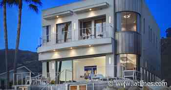 Bryan Cranston sells eco-friendly beach house: $5.45 million - Los Angeles Times