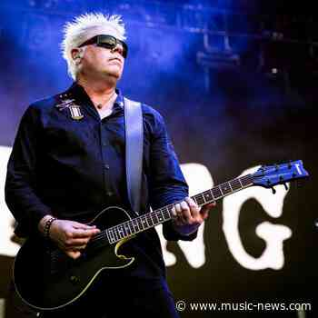 The Offspring's Dexter Holland jokes that he insists on his bandmates calling him Dr Dexter