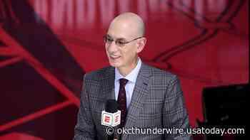 NBA coronavirus testing: 1 new positive test over past week - OKC Thunder Wire