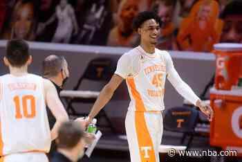 Tennessee freshman Keon Johnson declares for NBA Draft - NBA.com