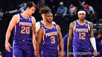 NBA Power Rankings: Suns move up to second as West dominates top five - ProBasketballTalk