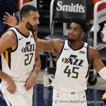 Ranking the NBA's Best Duos This Season - Bleacher Report