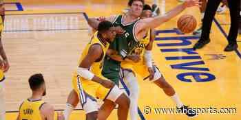 NBA Last Two Minute Report: Warriors benefited vs. Bucks; final plays correct - NBC Sports Bay Area