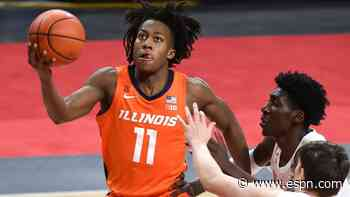 Illinois guard Ayo Dosunmu to enter NBA draft, hire agent - ESPN