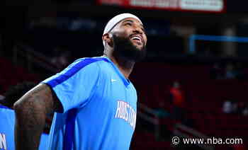 Clippers sign DeMarcus Cousins to 10-day contract - NBA.com