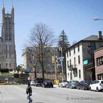Plenty to see: Guelph Arts Council announces 2021 Historical Walking Tours season - Toronto Star