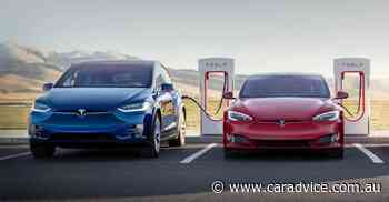 2014-18 Tesla Model S and Model X recalled in Australia with safety system fault