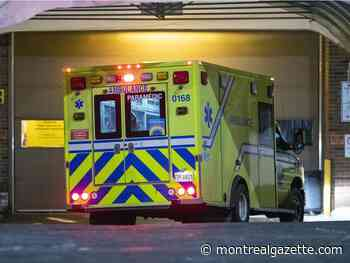 Woman fatally struck by garbage truck in a Montreal parking lot