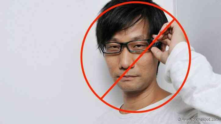 Abandoned Developer Insists He's Not Hideo Kojima
