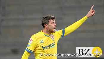 Kessel: Eintracht Braunschweig ist trotz Niederlage in der Spur - Braunschweiger Zeitung