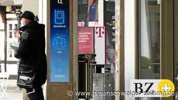 Fremde Zeitungsverkäufer gehen Passanten in Braunschweig an - Braunschweiger Zeitung